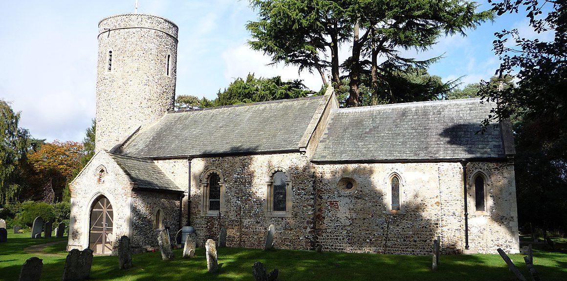 St Andrew's Church, Framingham Earl, Norfolk